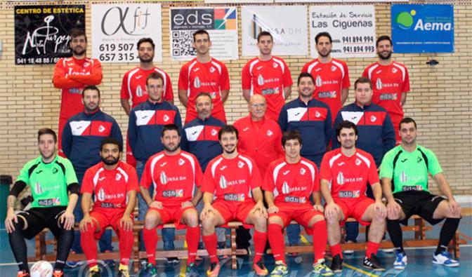 Ascenso del C.D. Graccurris Fútbol Sala A Segunda División B