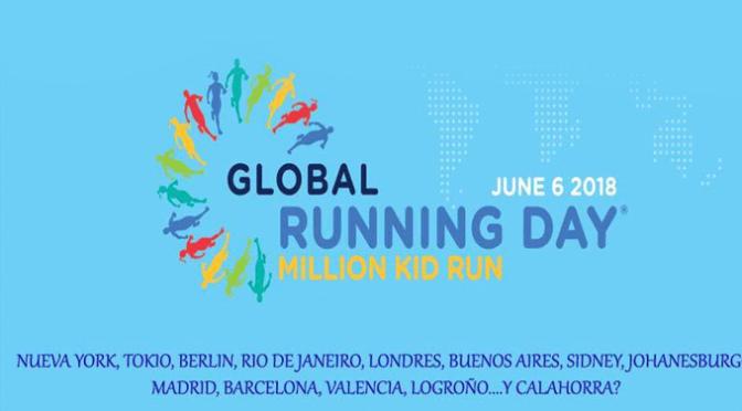 Global Running Day en Calahorra