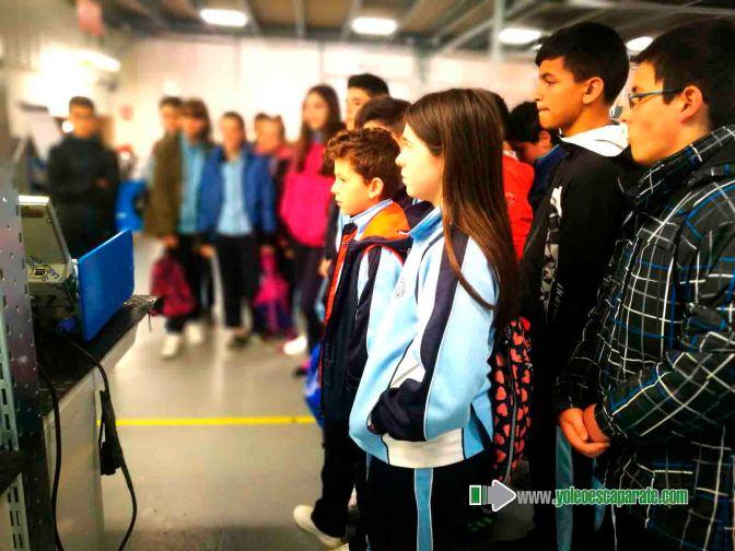 Alumnos de La Milagrosa participan en el Proyecto emprendedores