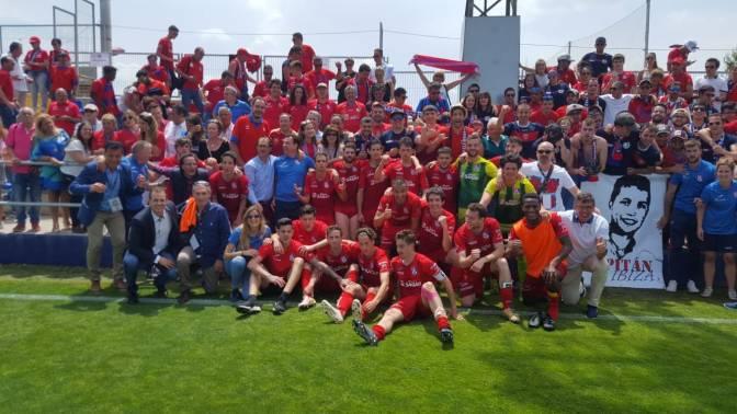 El CD Calahorra ya es equipo de Segunda División B