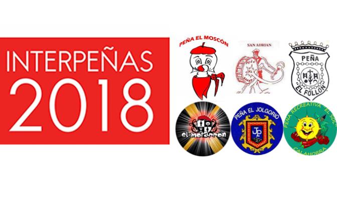 Interpeñas 2018 en San Adrián