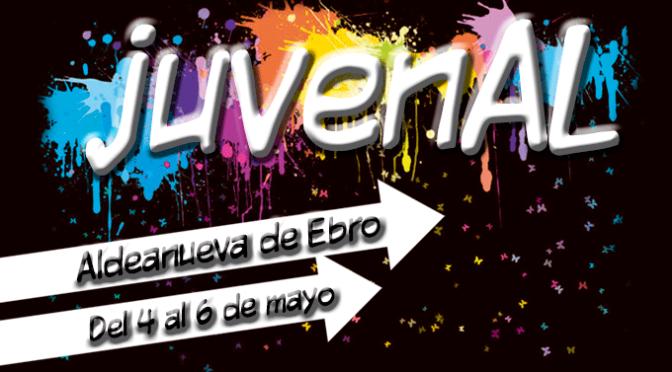 Juvenal este fin de semana en Aldeanueva de Ebro
