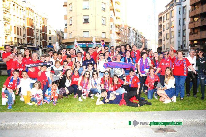 Galeria: Celebración CD Calahorra, campeón de liga