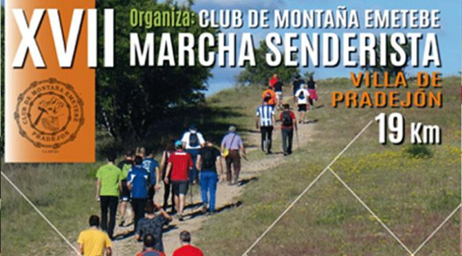"XVII Marcha Senderista ""Villa de Pradejón"""