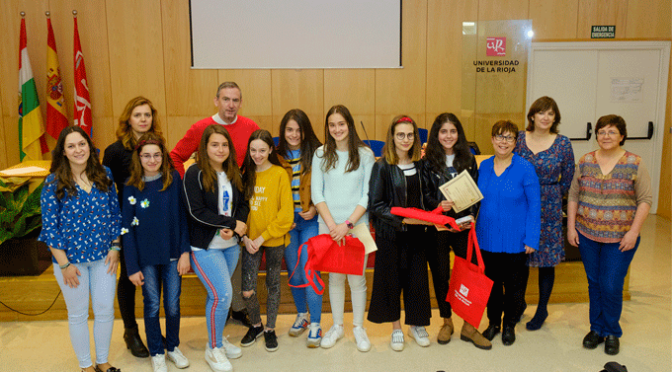 Estudiantes del IES Gonzalo de Berceo de Alfaro ganan el I Concurso de Estadística 'Incubadora de sondeos y experimentos'