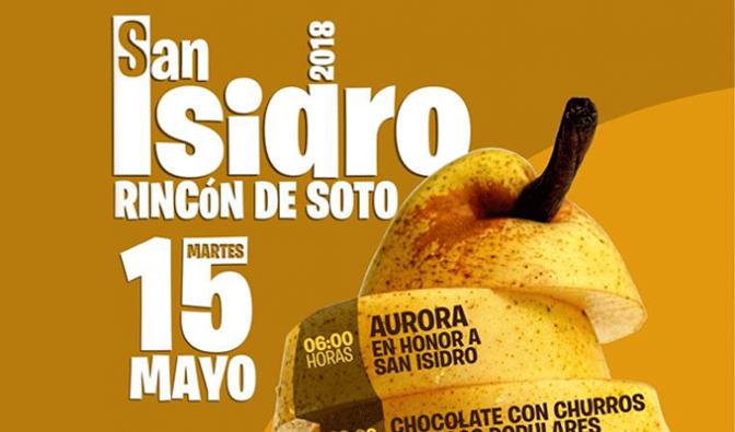 Aurora, misa, encierro… mañana en Rincón de Soto en honor a San Isidro