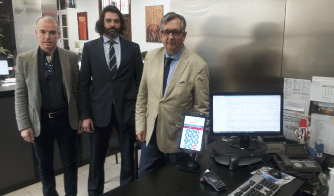 Firma biométrica y servicio de pago con tarjeta en el Ayuntamiento de Calahorra