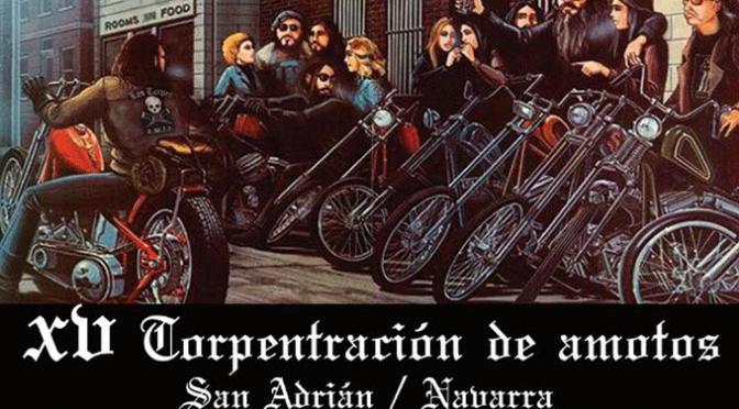 XV Torpentración de Amotos en San Adrián