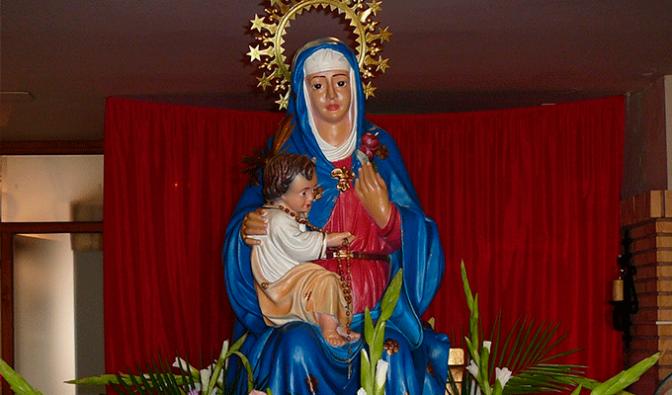 El próximo 10 de Junio se celebra en San Adrián la romería en honor a la Virgen de Gracia