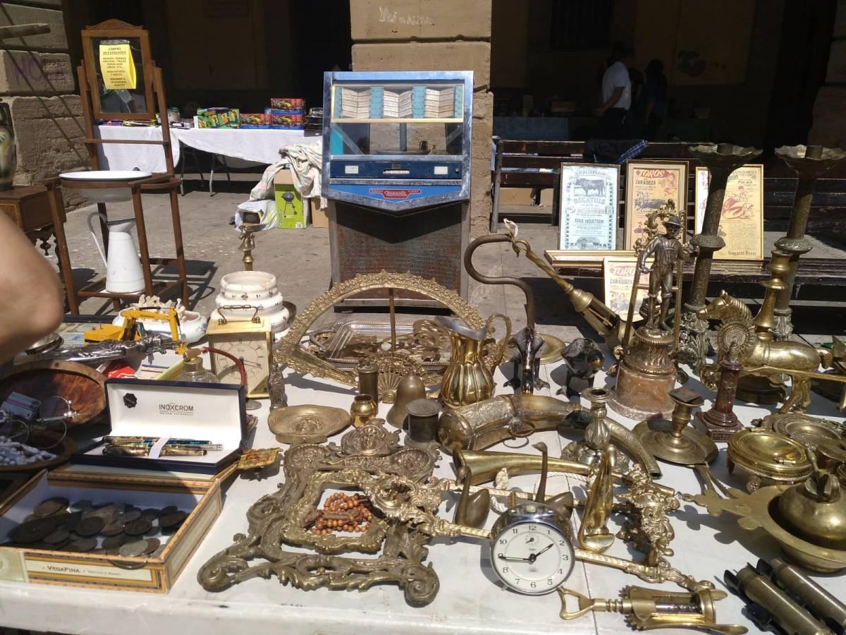 Galeria: Feria de antigüedades, coleccionismo y curiosidades en Alfaro