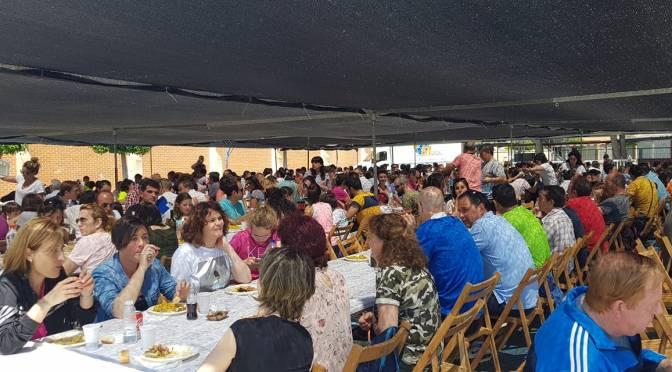 Gran Fiesta de la familia en el Colegio Alfonso X El Sabio de San Adrián