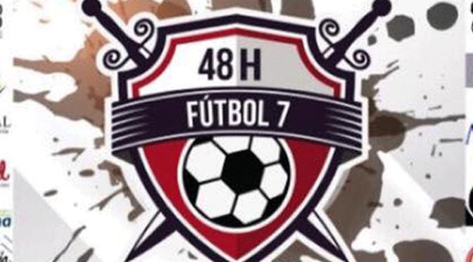 Del 29 de junio al 1 de Julio, Alfaro celebra las 48 horas de Fútbol 7