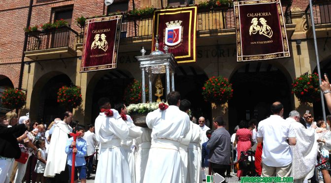 Galeria: Procesión del Corpus Christi