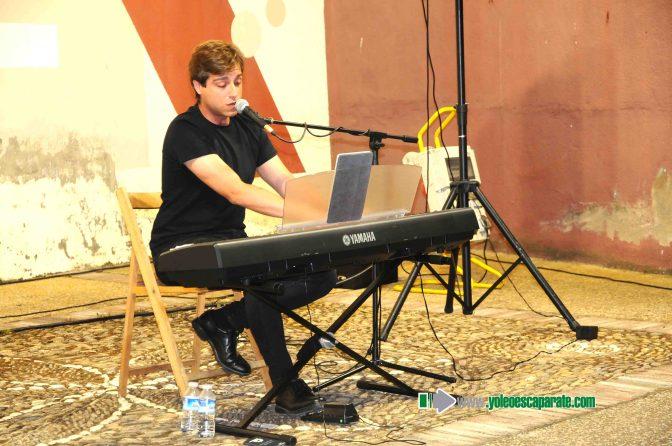 Galeria: Dani Amatriain inauguro las veladas musicales