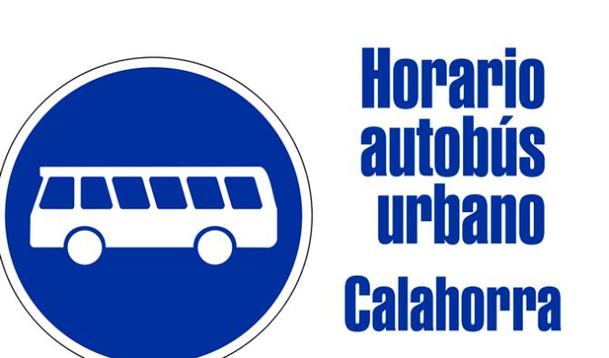 El bus urbano calagurritano cambia al horario de invierno
