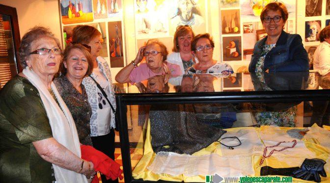 Exposición de los trabajos realizados en el centro cultural Deán Palacios