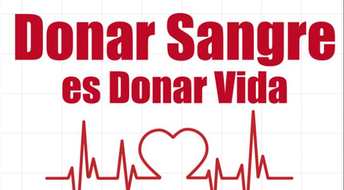 Esta semana puedes donar sangre…