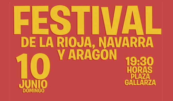 Festival de jotas de La Rioja, Navarra y Aragon