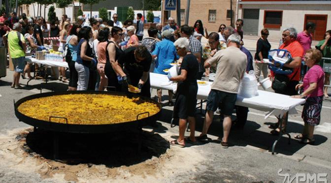 Pradejón celebra sus fiestas de la Juventud