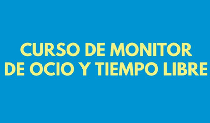 Nuevo Curso de Monitores de Ocio y Tiempo Libre