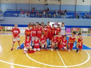 Pequebasket 2018. ABQ vs. UCAM Murcia