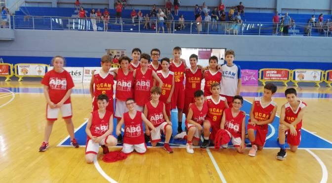 Torneo Pequebasket L'Alcora-Castellón