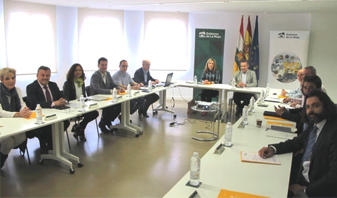 Pleno de la Comisión Regional de Protección Civil de La Rioja