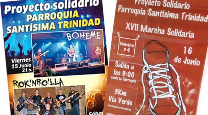 Proyecto solidario de la Parroquia dela Santísima Trinidad
