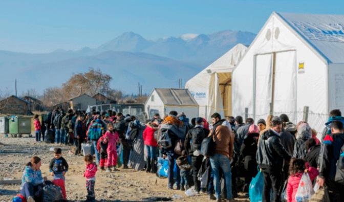 Calahorra, solidaria con los refugiados