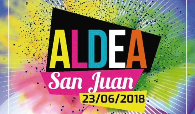 San Juan en la Aldea