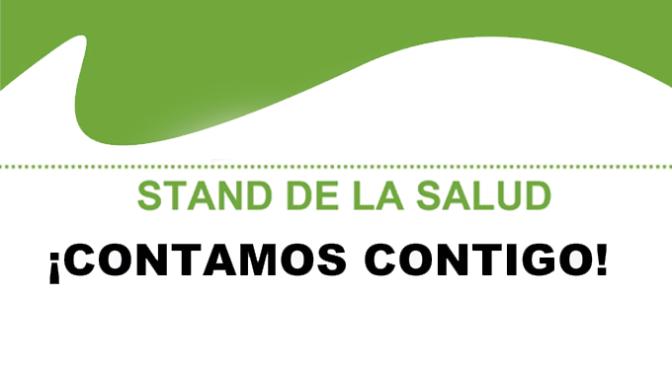 Stand Saludable en San Adrián