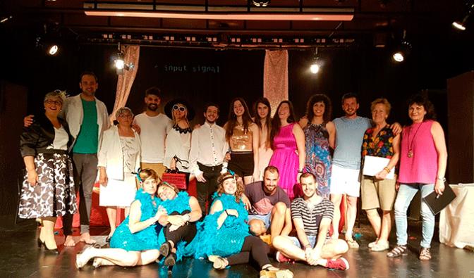 """Mañana estreno en San Adrián de """"El banquete de los sobres rojos"""