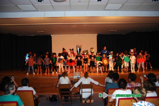 El Grupo de teatro ChiquiTagaste se estrena en un escenario
