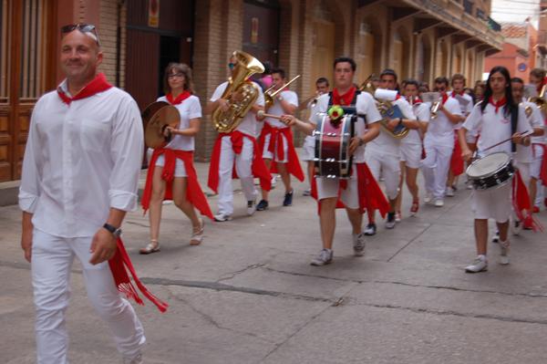 El desfile de Moros y Cristianos protagoniza la programacion de hoy sábado