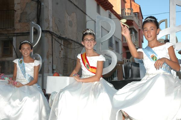 Día de la patrona de las fiestas en Rincón de Soto