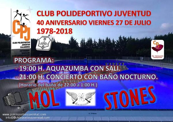 40 aniversario Club Polideportivo Juventud