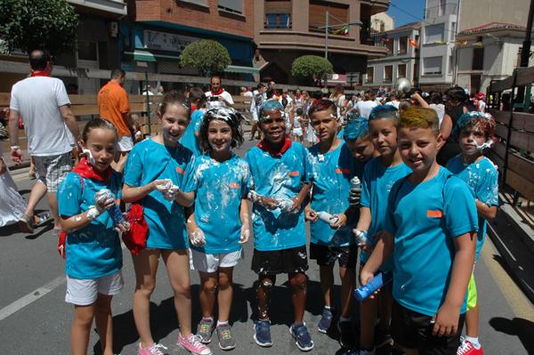 Los niños protagonistas en Rincón de Soto