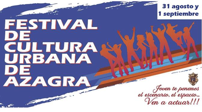 Festival de Cultura urbana de Azagra