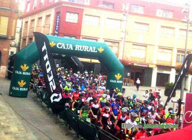 Un total de 225 corredores participaron en la Yerga Bike Marathon