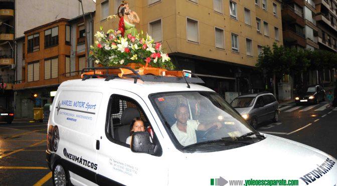 Galería: Celebración de San Cristóbal en Calahorra