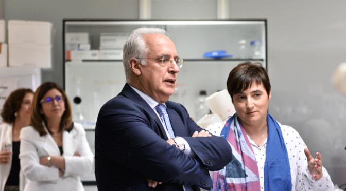 Ceniceros se compromete en Autol a impulsar un proyecto de ampliación y mejora del Centro Tecnológico de Investigación del Champiñón