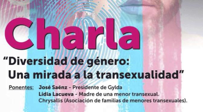 Diversidad de genero: Una mirada a la transexualidad'  en  Alfaro