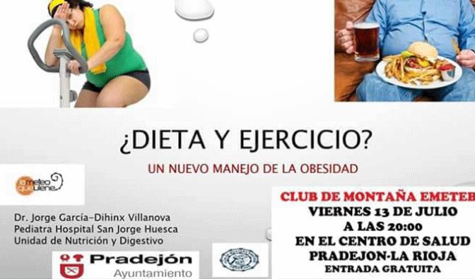 ¿DIETA Y EJERCICIO? UN NUEVO MANEJO DE LA OBESIDAD