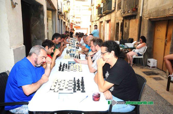 VII Torneo de ajedrez Casco Antiguo