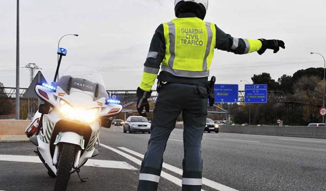 Campaña especial de control de furgonetas en todas las vías