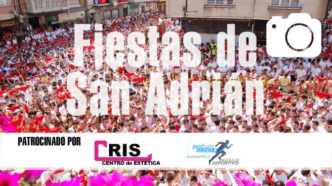Galería: San Adrián ya disfruta de sus fiestas en honor a las Santas Reliquias
