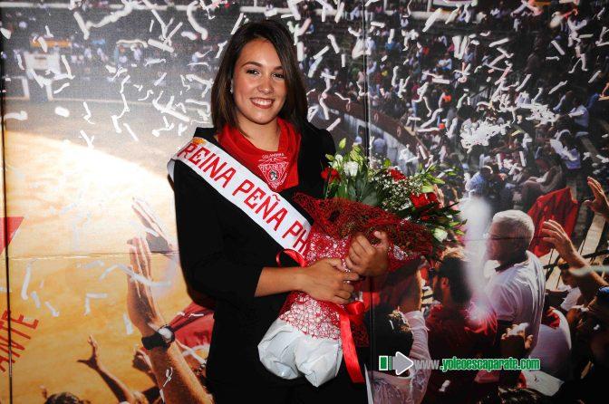 Irene Martínez, Reina Peña Philips 2018