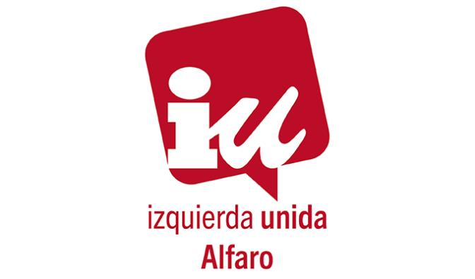 IU Alfaro solicita explicaciones sobre la renuncia del Ayuntamiento de Alfaro a la subvencion para la atencion a trabajadores temporales del campo