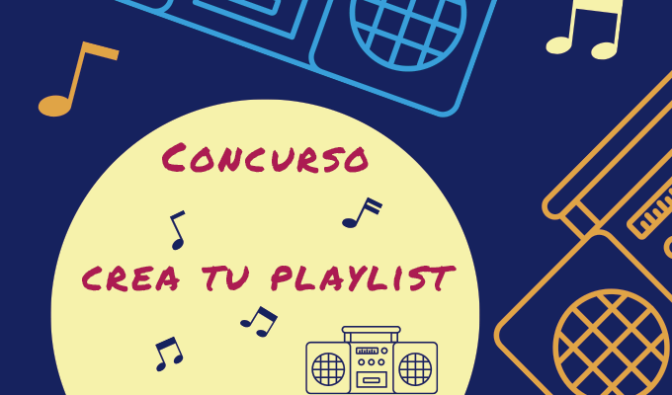 "Concurso ""Crea tu play list"""
