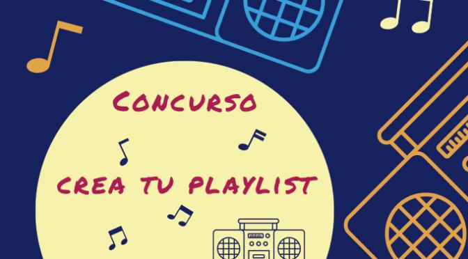 "Concurso ""Crea tu play list"""